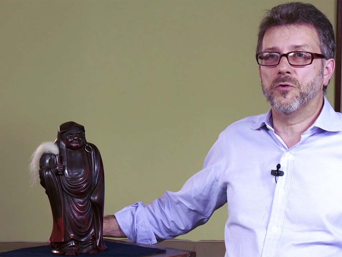 Netsuke Uk- A lecture by Max