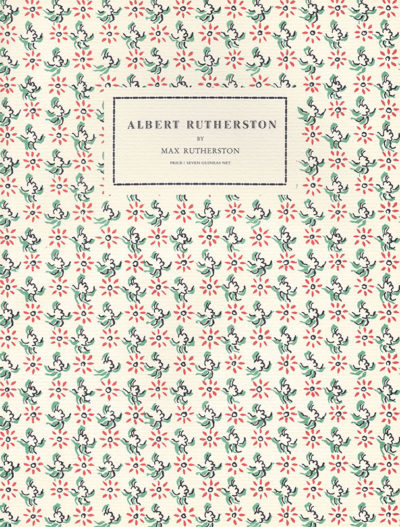 Albert-Rutherston-Book