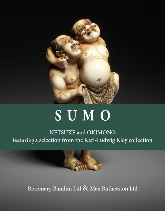 Sumo - Netsuke and Okinomo