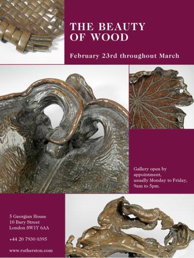 The Beauty of Wood - Japanese Art