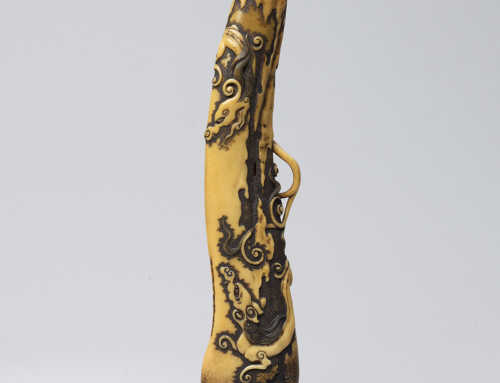 Stag Antler Pipecase