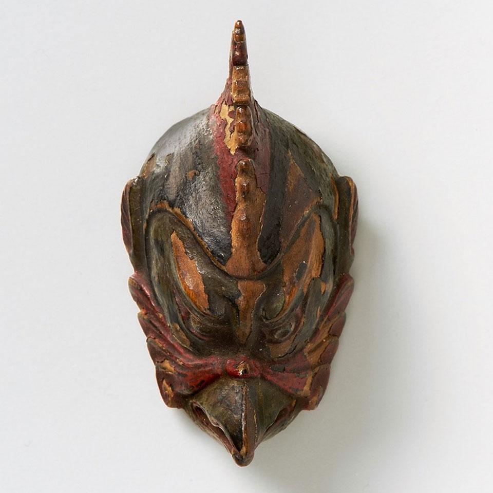Netsuke-mask-