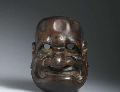 Noh Mask of Buaku