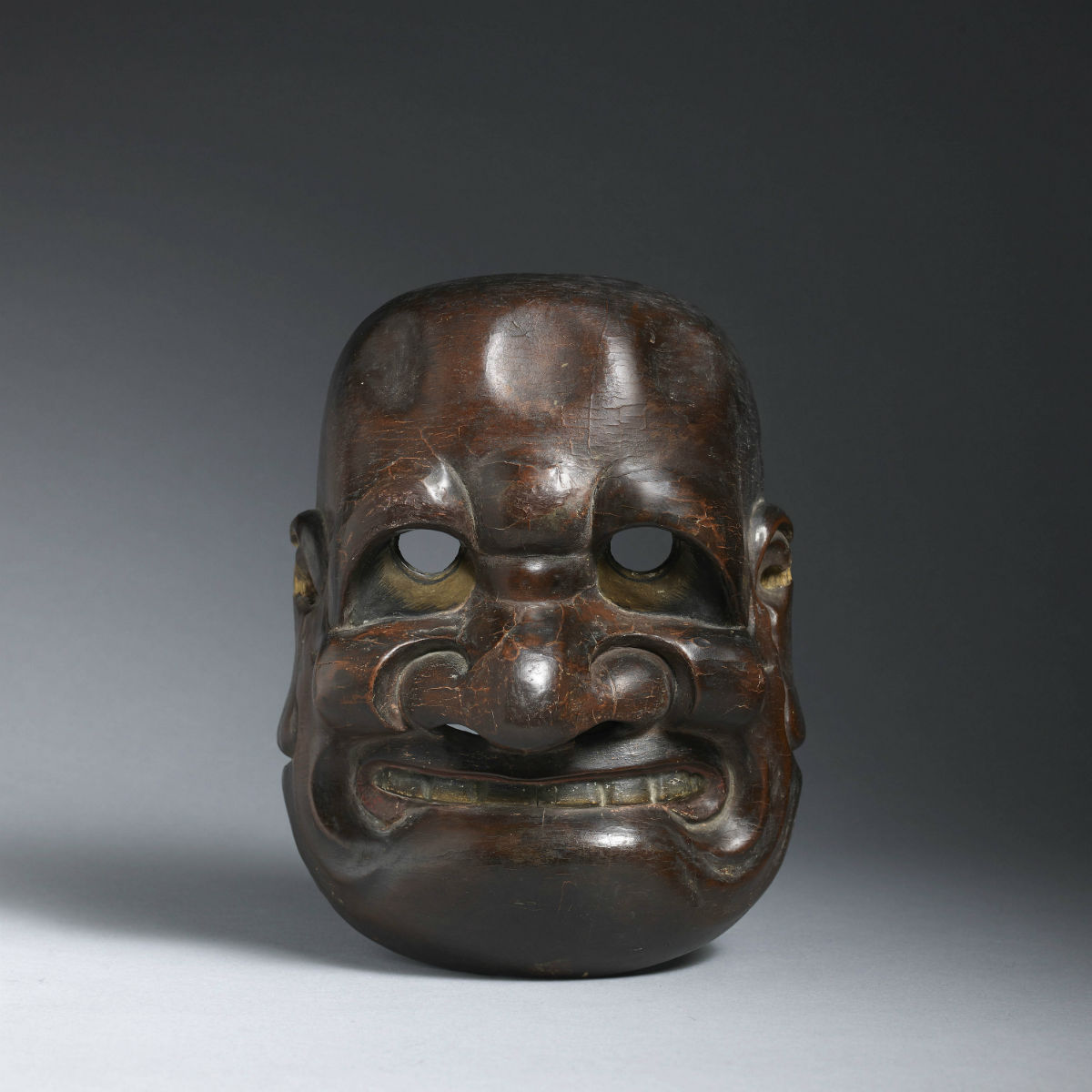 Noh Mask by Buaku --MR2082