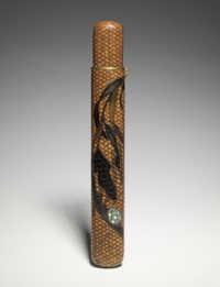 Ikeda Keishin, Rustic rattan musozutsu