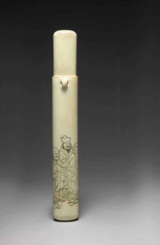 Ivory Muso-zutsu by Joen