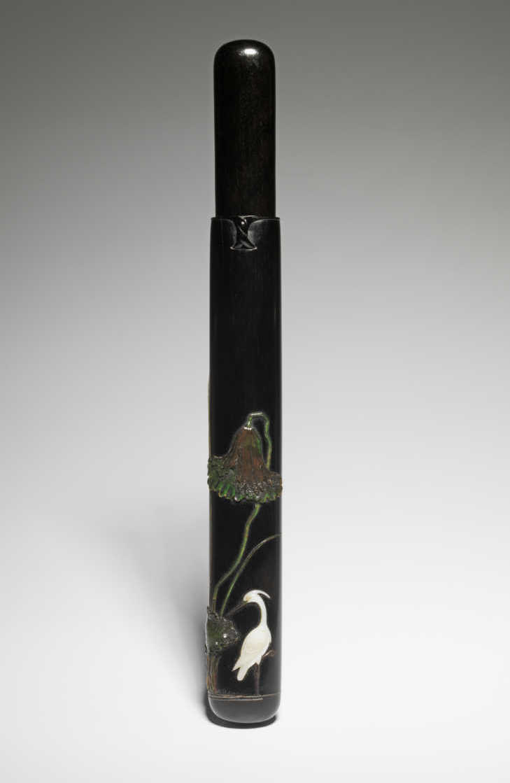 Kaigyokusai Masatsugu Dark wood musozutsu