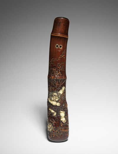Tanaka Juntoku Minkō, Bamboo Warizutsu