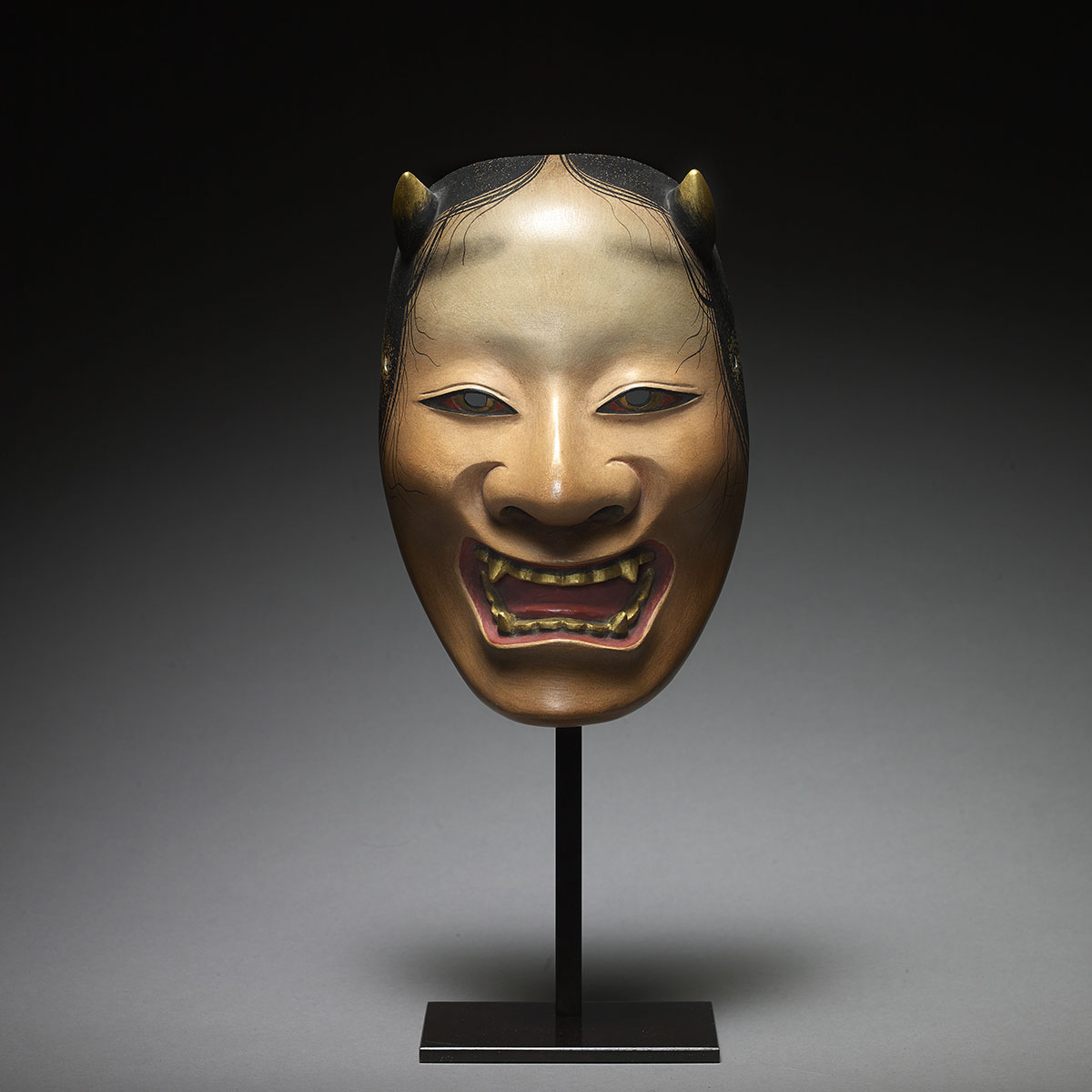 Wood mask of Namanari