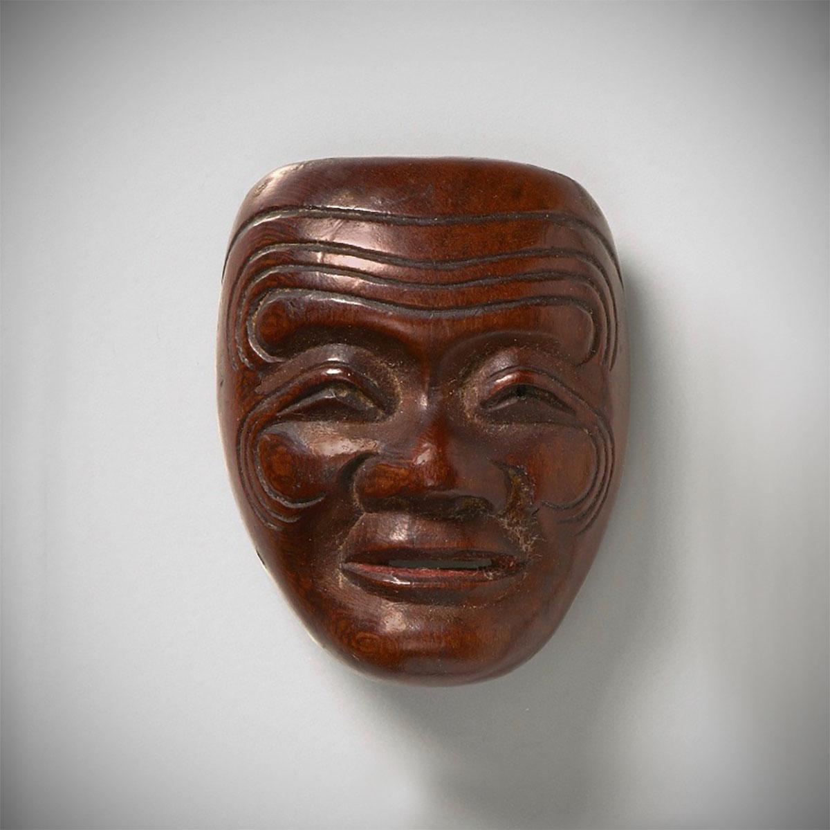 A male mask by Deme Joman_2417-2