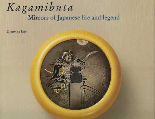 Kagamibuta. Mirrors of Japanese life and legend