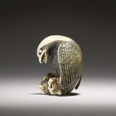 Japanese netsuke-art appraisal