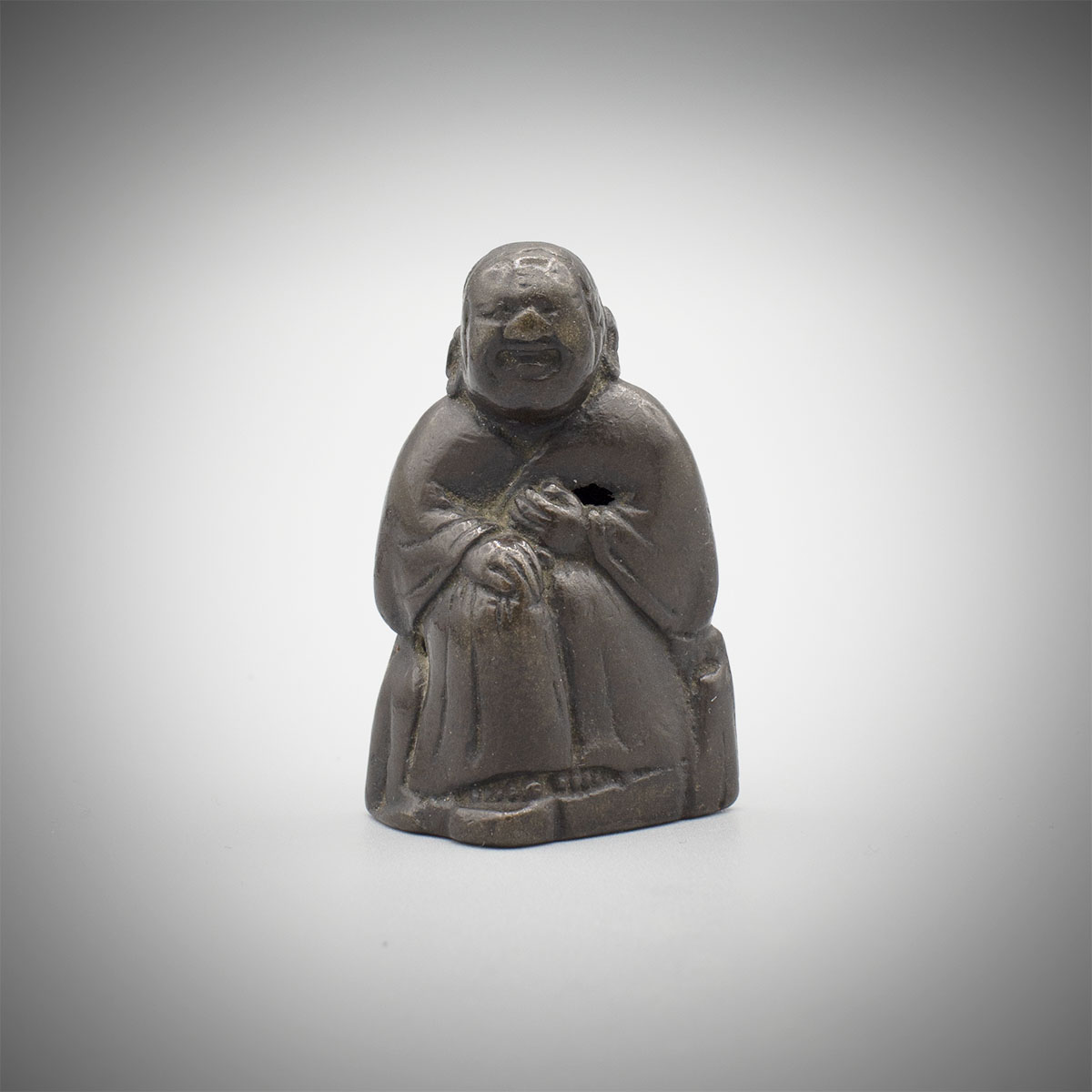 Bronze Seal Ito-in Netsuke MR3508_v.1