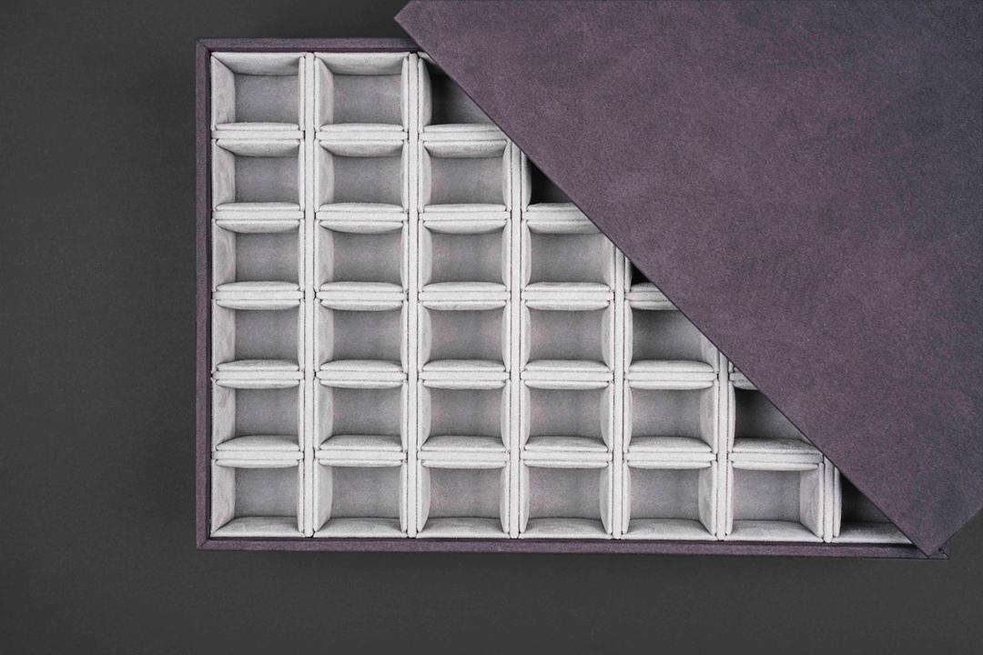 Storage Trays for Netsuke colour 2