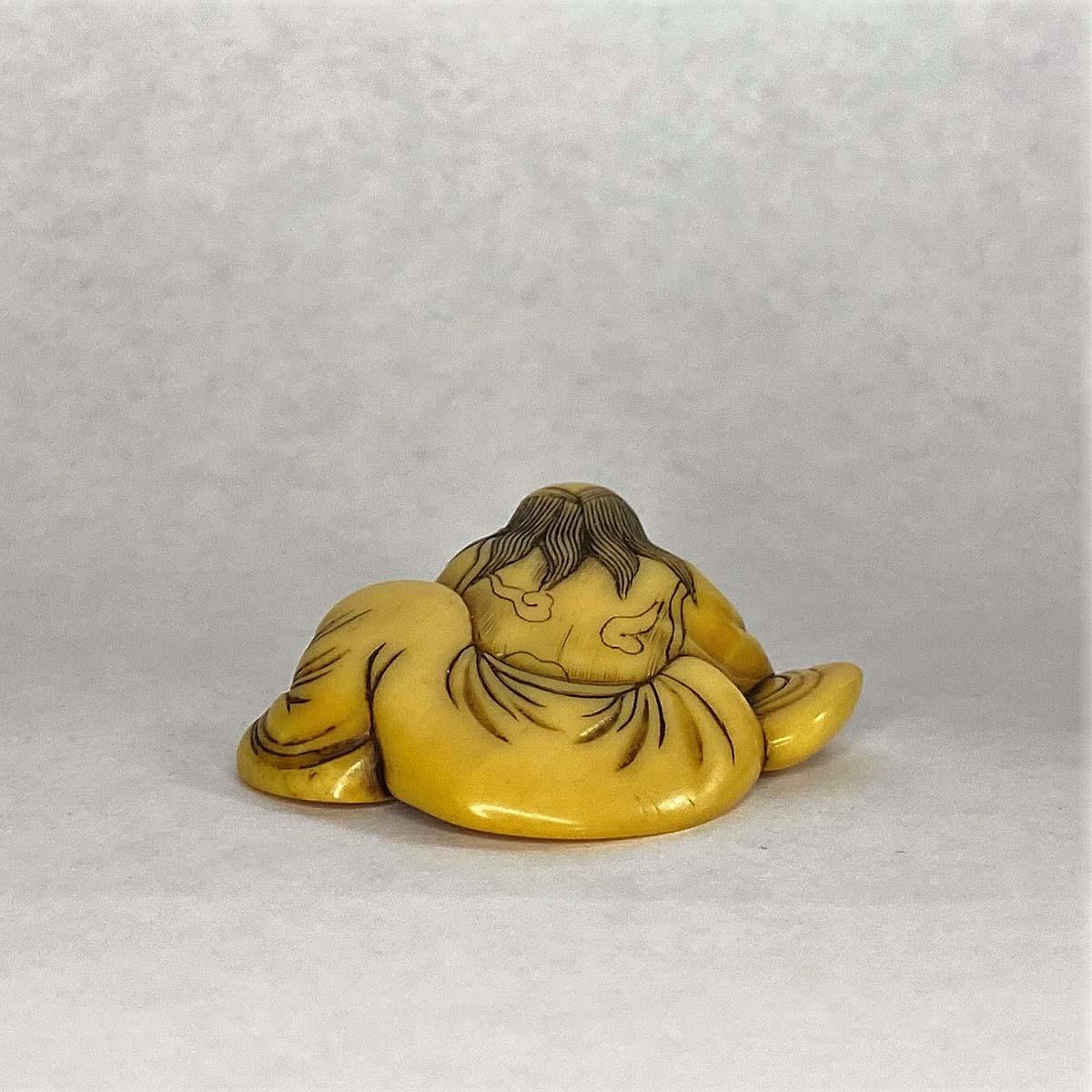 Crouching Figure 4