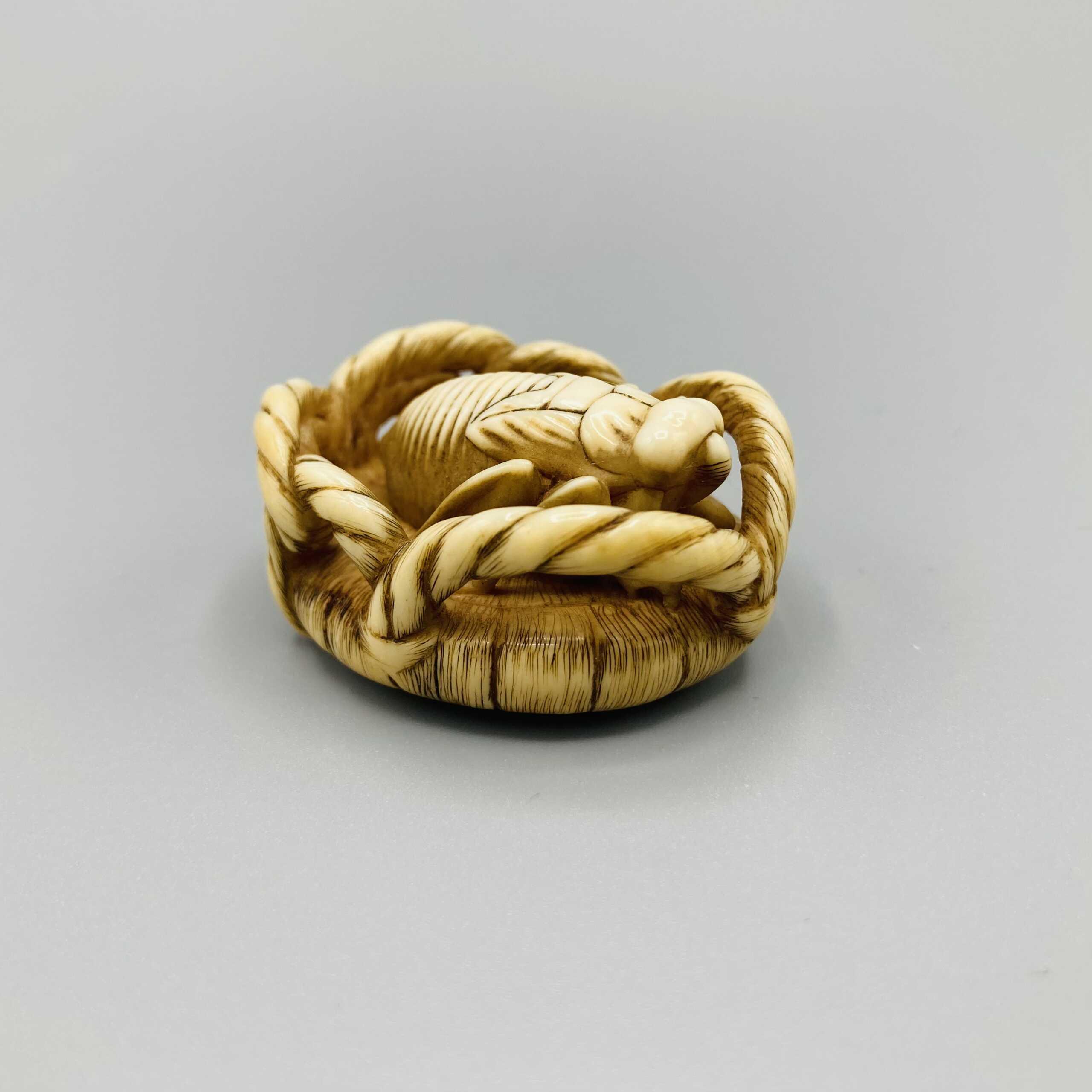 Homin ivory cicada 2