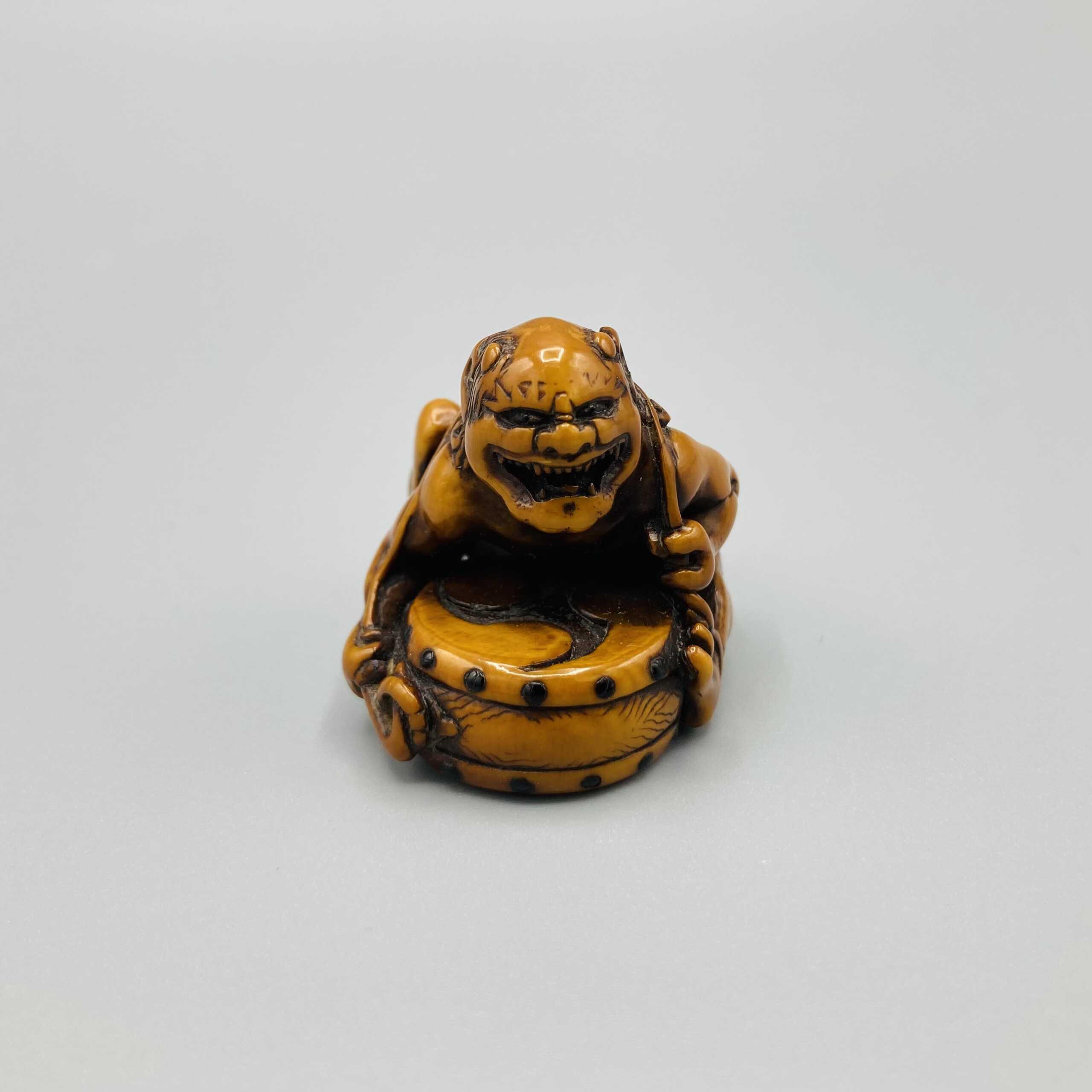 Tomomasa ivory Raiden 2