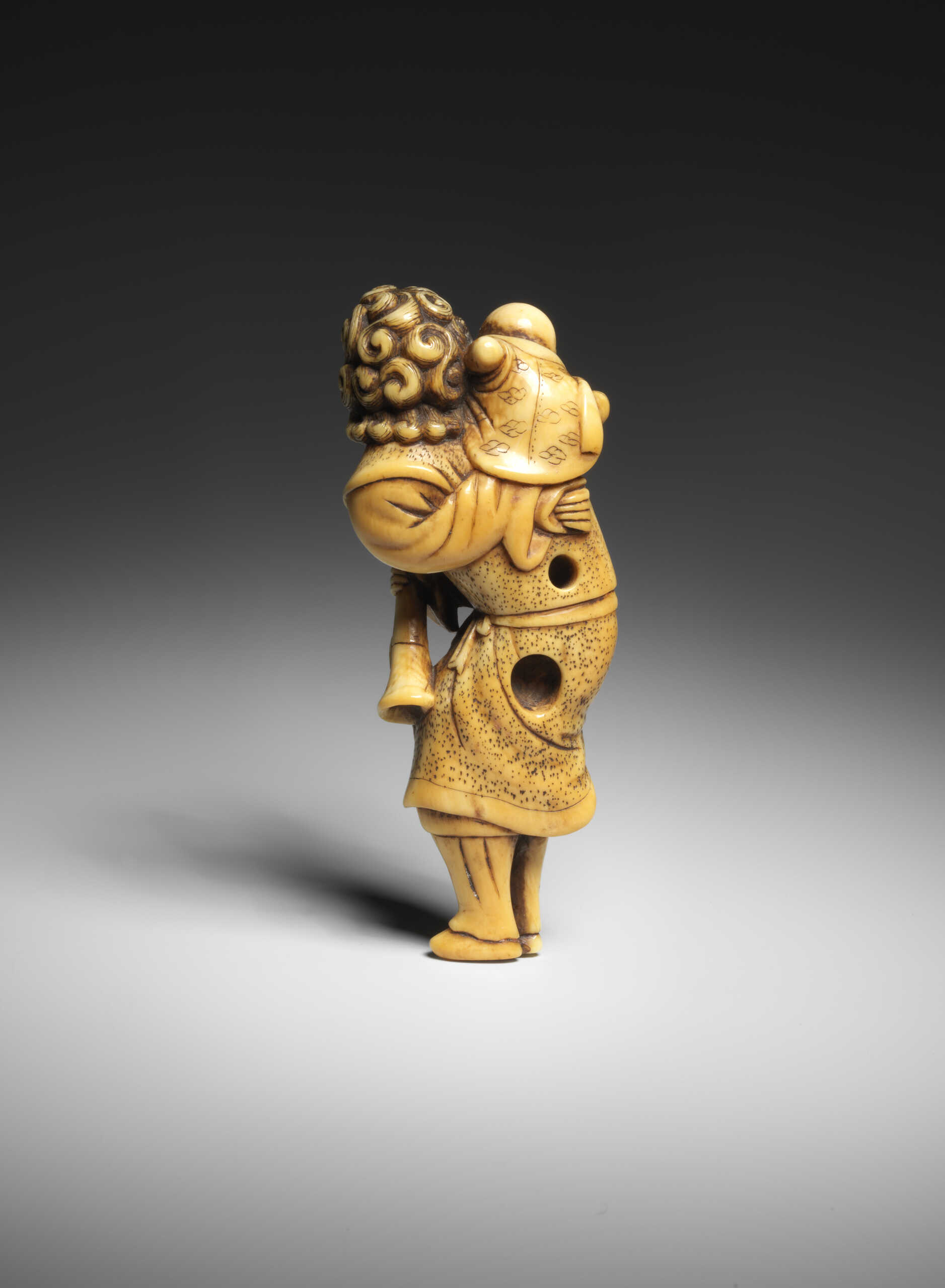 Ivory Dutchman and child 2