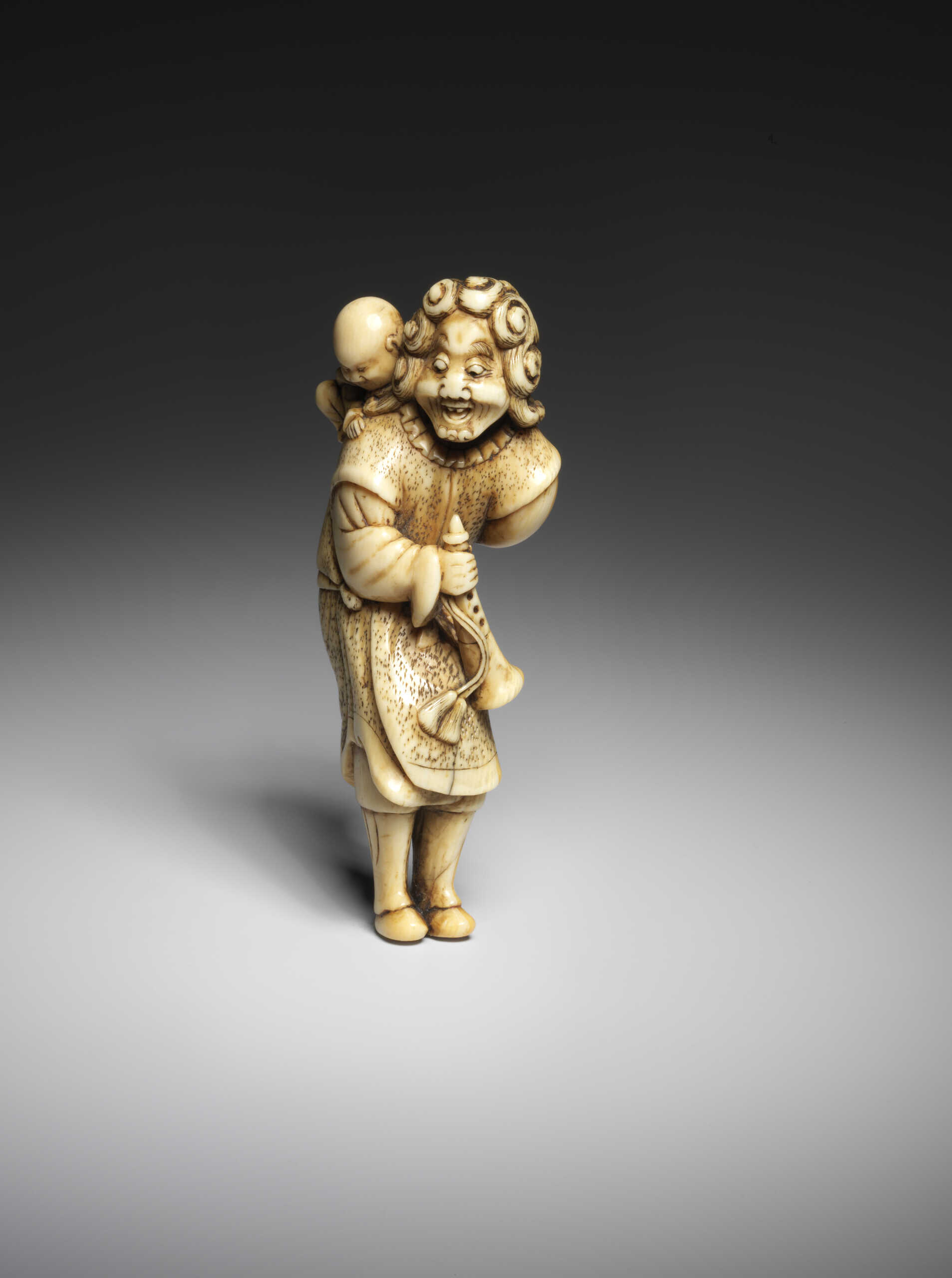 Ivory Dutchman and child 3